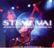 Steve Vai, Where the Other Wild Things Are: Live In Minneapolis (CD)