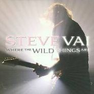 Steve Vai, Where The Wild Things Are (LP)