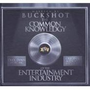 Buckshot, Common Knowledgy Of The Entert (CD)