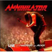 Annihilator, Live At Masters Of Rock (CD)