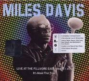 Miles Davis, Live At The Fillmore East March 7, 1970: It's About That Time (CD)