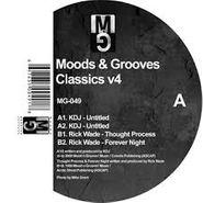 """KDJ, Moods & Grooves Classics v4 (12"""")"""