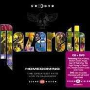 Nazareth, Homecoming: The Greatest Hits Live in Glasgow [CD/DVD] (CD)