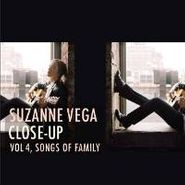 Suzanne Vega, Close-Up Vol 4, Songs Of Family (CD)