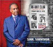Johnny Rawls, Soul Survivor (CD)