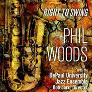 Phil Woods, Right To Swing (CD)