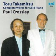 Toru Takemitsu, Complete Works For Solo Piano (CD)