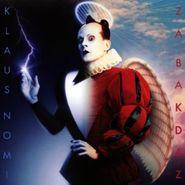 Klaus Nomi, Za Bakdaz: Unfinished Opera (CD)