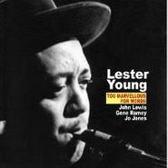 Lester Young, Too Marvellous For Words (CD)