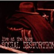 Social Distortion, Live At The Roxy (CD)