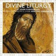 Russian Patriarchate Choir, Divine Liturgy Of St. John Chr (CD)