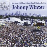 Johnny Winter, Live At The 2009 New Orleans J (CD)