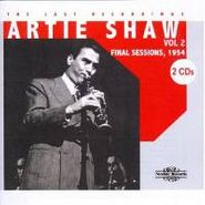 Artie Shaw, The Last Recordings, Vol. 2: Final Sessions 1954 (CD)