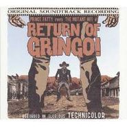 Prince Fatty, Return Of Gringo! (CD)