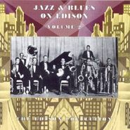 Various Artists, The Edison Collection: Jazz & Blues On Edison, Vol. 2 (CD)