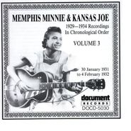 Memphis Minnie, Complete Recorded Works, Vol. 3 1931-1932