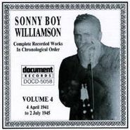 Sonny Boy Williamson, Complete Recorded Works, Vol. 4 (1941-1945)