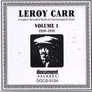 Leroy Carr, Complete Recorded Works, Vol. 1 (1928-1929)