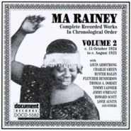 Ma Rainey, Complete Recorded Works In Chronological Order, Volume 2 (CD)