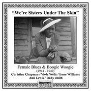 Various Artists, We're Sisters Under The Skin (CD)