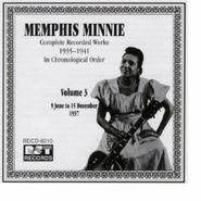 Memphis Minnie, Complete Recorded Works, Vol. 3 1935 - 1941