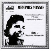 Memphis Minnie, Vol. 5-(1940-41) (CD)