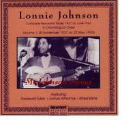 Lonnie Johnson, Complete Recorded Works In Chronological Order, Volume 1: 1937-1940 (CD)