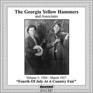 "Georgia Yellow Hammers, Vol. 1: 1924-March 1927 ""Fourth Of July At A Country Fair"" (CD)"