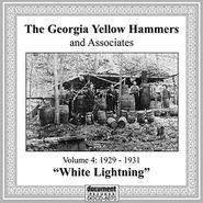 Georgia Yellow Hammers, Vol. 4: White Lightning (CD)
