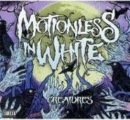 Motionless In White, Creatures (CD)