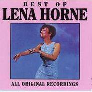 Lena Horne, Best Of Lena Horne (CD)