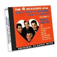 The Four Seasons, Ain't That A Shame/Let's Hang (CD)