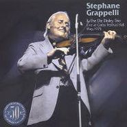 Stéphane Grappelli, Live At Corby Festival Hall, May, 1975 (CD)