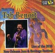 Tab Benoit, Live At The 2010 New Orleans Jazz & Heritage Festival (CD)