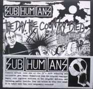 Subhumans, The Day The Country Died (CD)