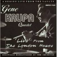 Gene Krupa, Live From The London House (CD)