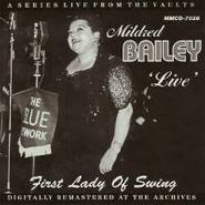 Mildred Bailey, Live First Lady Of Swing (CD)
