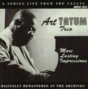 Art Tatum Trio, More Lasting Impressions (CD)