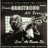 Louis Armstrong, Live' At Basin St. (CD)