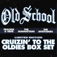 Various Artists, Old School: Cruzin' To The Oldies [Box Set] (CD)