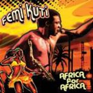 Femi Kuti, Africa for Africa (CD)