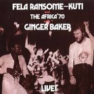 Fela Kuti, Live With Ginger Baker (CD)
