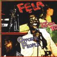 Fela Kuti, Opposite People/Sorrow Tears & (CD)