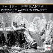 Jean-Philippe Rameau, Pieces De Clavecin En Concer (CD)