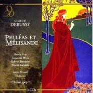 Claude Debussy, Pelleas Et Melisande (CD)