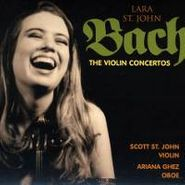 Johann Sebastian Bach, The Violin Concertos (CD)