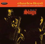 "Charles Lloyd, Live At Slugs [Record Store Day] (10"")"