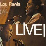 Lou Rawls, Lou Rawls Live! (CD)