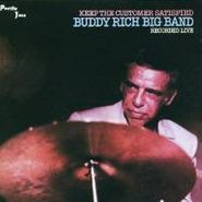 Buddy Rich, Keep The Customer Satisfied (CD)