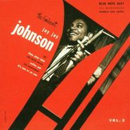 J.J. Johnson, The Eminent Jay Jay Johnson, Vol. 2 (CD)